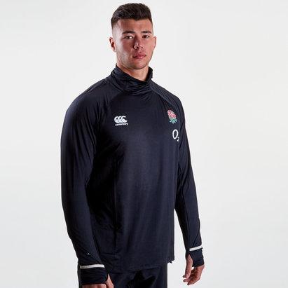 Canterbury Inglaterra 2018/19 Players Elite Primera Capa Rugby - Top de Entrenamiento