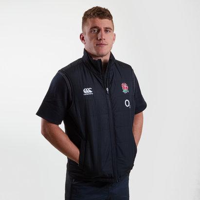 Canterbury Inglaterra 2018/19 Players Rugby - Chaleco Acolchado