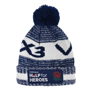 VX-3 Help For Heroes England Bobble Hat Mens