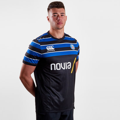 Canterbury Bath 2018/19 Players Drill Rugby - Camiseta de Entrenamiento