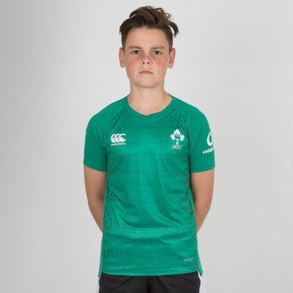 Canterbury Irlanda IRFU 2018/19 Jóvenes Superligera Rugby - Camiseta de Entrenamiento