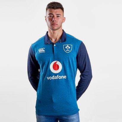 Canterbury Irlanda IRFU 2018/19 Alternativa Clásica M/L - Camiseta de Rugby