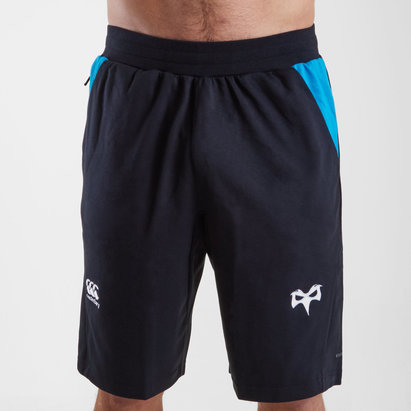 Canterbury Ospreys 2018/19 Players Polar Rugby - Shorts de Entrenamiento