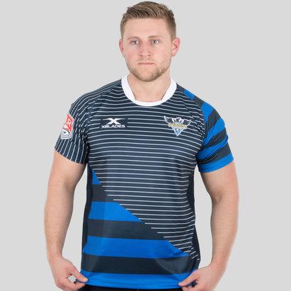 X Blades Glendale Raptors MLR 2018 Home M/C - Camiseta de Rugby