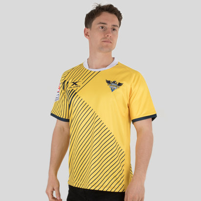 X Blades Glendale Raptors MLR 2018 Alternativa M/C - Camiseta de Rugby
