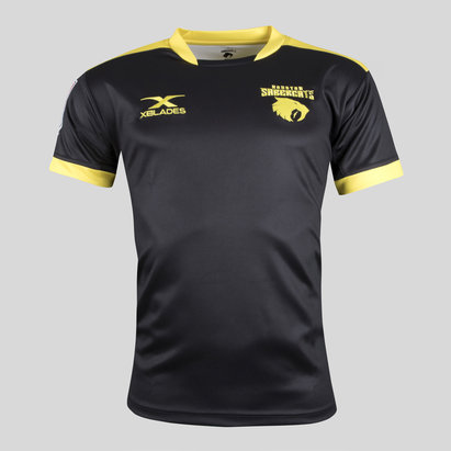 X Blades Houston SaberCats MLR 2018 Home M/C - Camiseta de Rugby