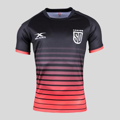 X Blades San Diego Legion MLR 2018 Home M/C - Camiseta de Rugby