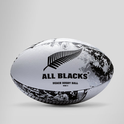 Gilbert Nueva Zelanda All Blacks Beach - Balón de Rugby