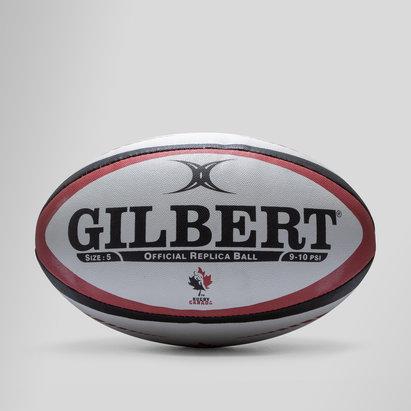 c771effb93af9 Gilbert Canadá Oficial Réplica - Balón de Rugby