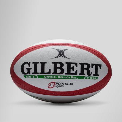 Gilbert Portugal Oficial Réplica - Balón de Rugby