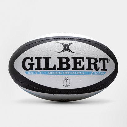 Gilbert Fiji Oficial Réplica - Balón de Rugby