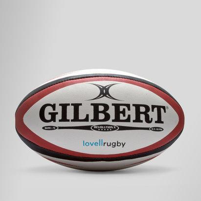 Gilbert Revolution X Edición Limitada Rugby Match - Balón de Fútbol