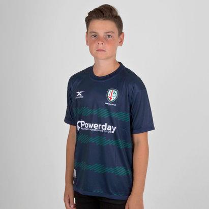 X Blades London Irish 2018/19 Niños Rugby - Camiseta de Entrenamiento