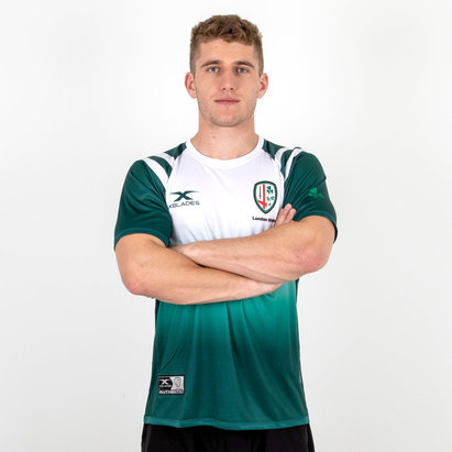 X Blades London Irish 2018/19 Players Rugby - Camiseta de Entrenamiento