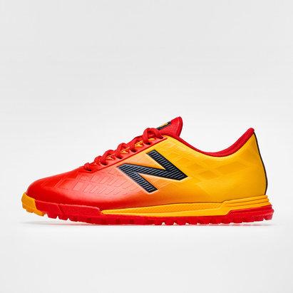 New Balance Furon 4.0 Dispatch Niños TF - Zapatillas de Fútbol