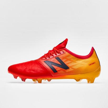 New Balance Furon 4.0 Pro Piel FG - Botas de Fútbol