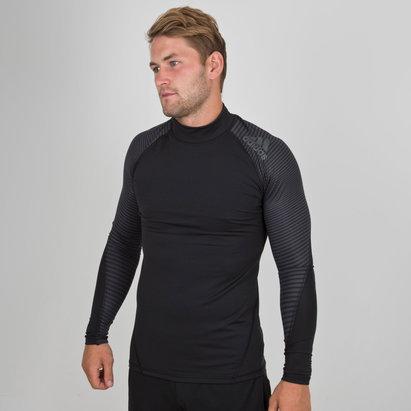 adidas Alphaskin SPR Climawarm M/L - Camiseta de Compresión