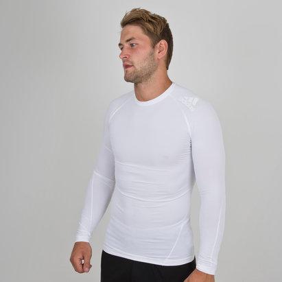 adidas Alphaskin Tech Climachill M/L - Camiseta de Compresión