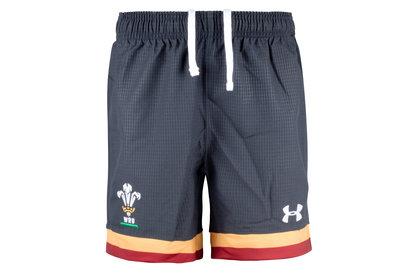 Under Armour Gales WRU 2016/17 Alternativa Niños Seguidores - Shorts