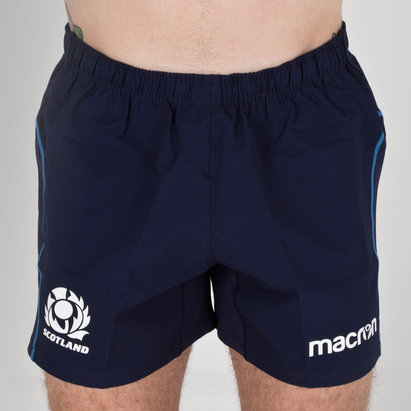 Macron Escocia 2018/19 Alternativos Players - Shorts de Rugby