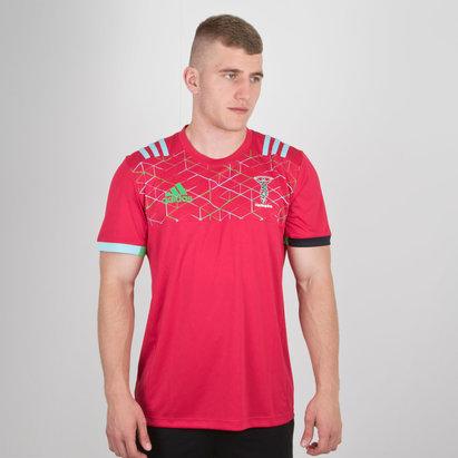 adidas Harlequins 2018 Performance Camiseta de Rugby