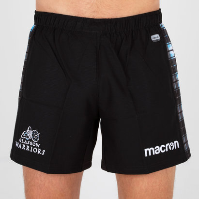 Macron Glasgow Warriors 2018/19 Home Shorts de Rugby