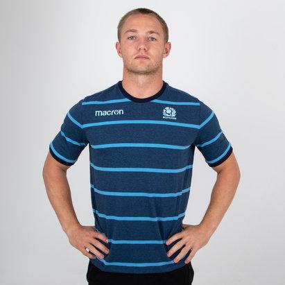 Macron Escocia 2018/19 Camiseta de Rugby de Viaje