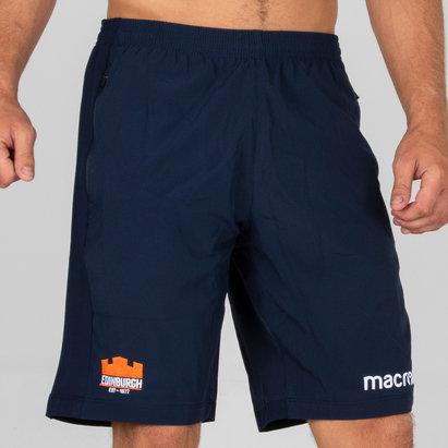 Macron Edinburgh 2018/19 Bermuda Micro Shorts de Entrenamiento