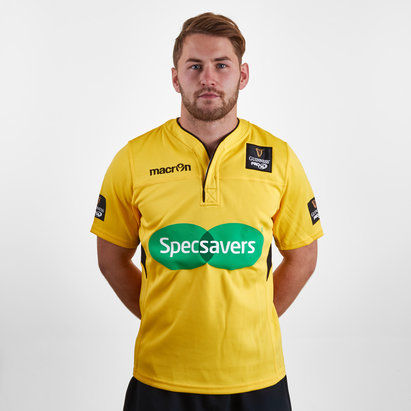 Macron Pro 14 official referee playing Camiseta de Rugby