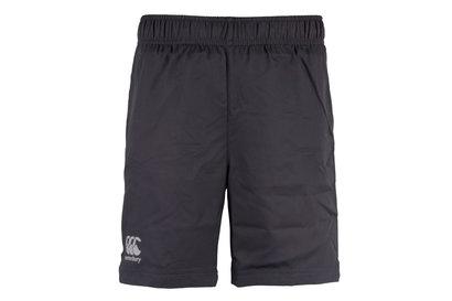 Canterbury Vapodri Shorts tejidos de entrenamiento para niños