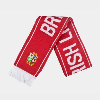 British & Irish Lions 2017 bufanda de aficion de Rugby