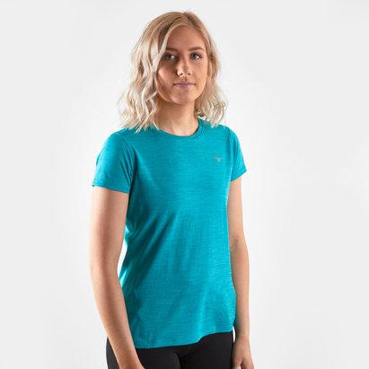 Mizuno Impulse Core T-shirt de Entrenamiento de Mujer