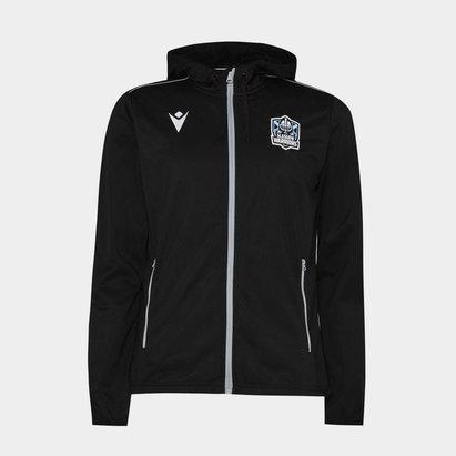 adidas Nueva Zelanda All Blacks 2018/19 Camiseta de Rugby de Aficionado