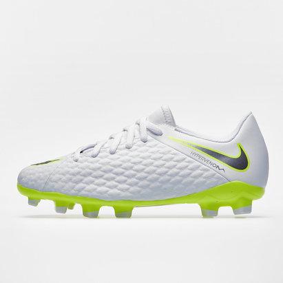 Nike Hypervenom Phantom III Academy FG Botas de Futbol de Niños