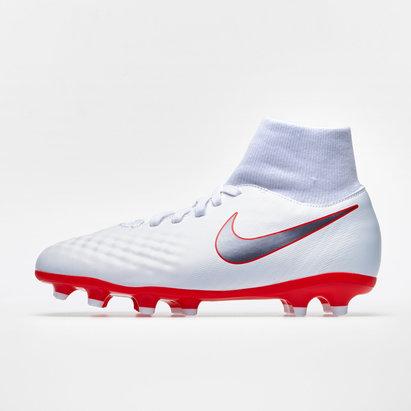 Nike Magista Obra II Academy D-Fit FG Botas de Futbol para Niños