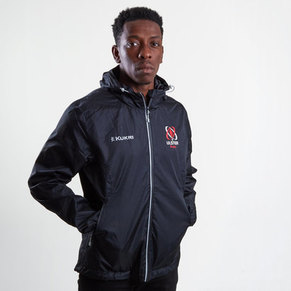 Kukri Ulster 2018/19 Chaqueta impermeable de Rugby