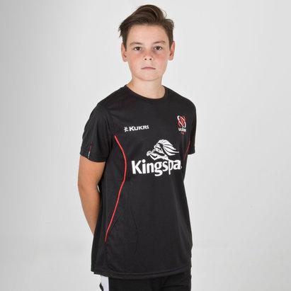 Kukri Ulster 2018/19 Camiseta Performance Adolescente de Entrenamiento