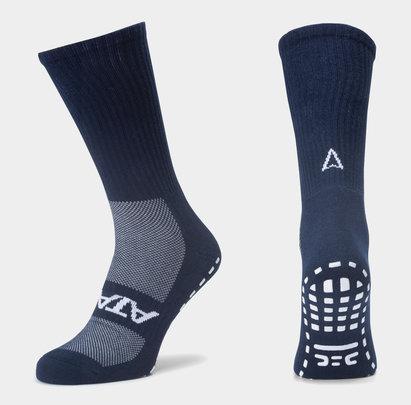 Atak Sports Shox Non Slip Mid LegGrip Calcetines