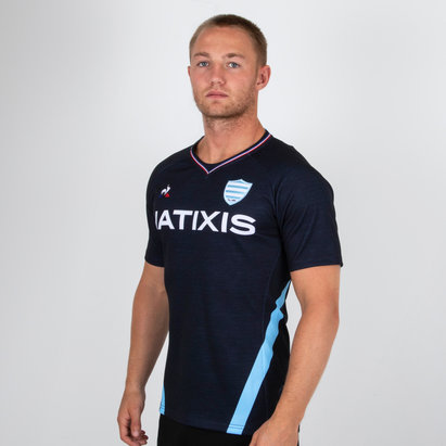 Le Coq Sportif Racing 92 2018/19 Replica 3ra Camiseta de Rugby