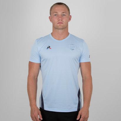 Le Coq Sportif Racing 92 2018/19 Camiseta de entrenamiento de Rugby