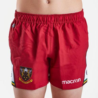 Macron Norhampton Saints 2018/19 Shorts Alternativos de Rugby