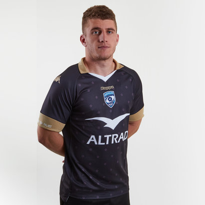 Kappa Montpellier 2018/19 Replica Camiseta 3ra de Rugby