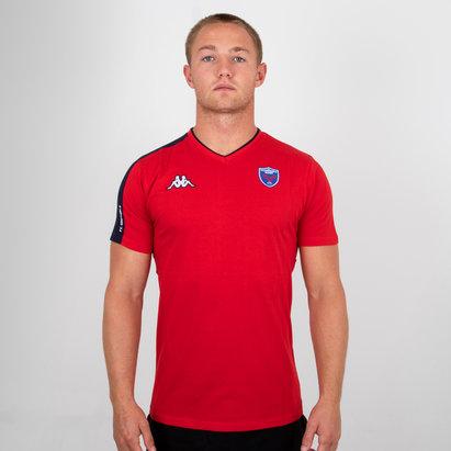 Kappa FC Grenoble 2018/19 Adama Camiseta de Rugby