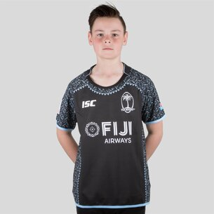 ISC Fiji 7s 2017/18 Alternate Camiseta de Rugby para Niños