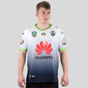 ISC Canberra Raiders NRL 2018 In LEague Camiseta de Rugby