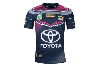 ISC North Queensland Cowboys NRL 2018 Women In League Camiseta de Rugby