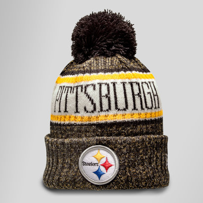 New Era NFL Pittsburgh Steelers Sideline Gorro