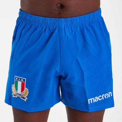Macron Italia 2018/19 Alternativos Shorts de Rugby