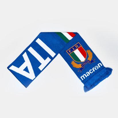 Macron Italia 2018/19 Rugby Bufanda de Aficionado