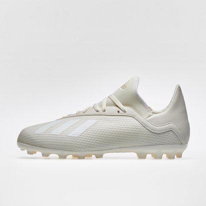 adidas X 18.3 AG Botas de Futbol para Niños